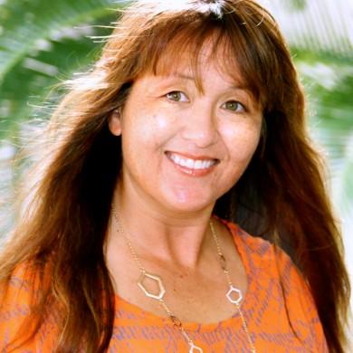 Graphic Recorder, Facilitator, Designer, Brand Strategist, Cynthia Y.H. Derosier