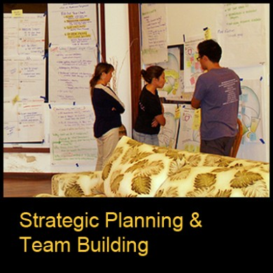 Gallery Icon - Strategic Planning & Team Building