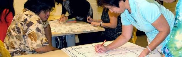 KCC Department Teams hard at work