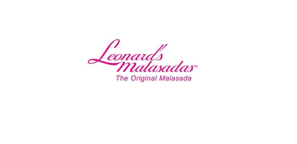 Leonard's Malasadas Logo Design