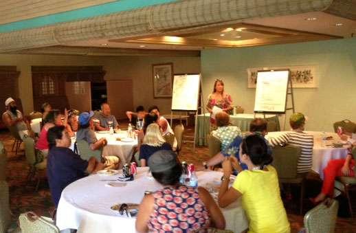 WBA-focus group facilitation